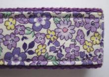 closeup fabric + webbing