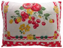 PL068 Cherries & Nasturtiums 16x20 $27